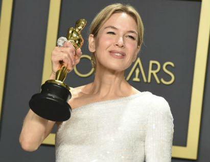 Рене Зеллвегер получила Оскар-2020