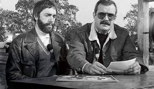 Эдуард Артемьев и Никита Михалков