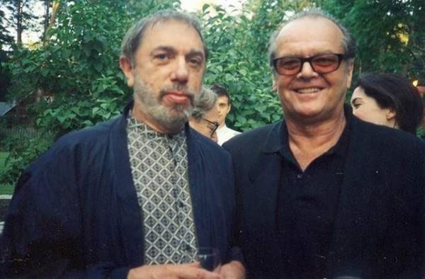 Эдуард Артемьев и Джек Николсон