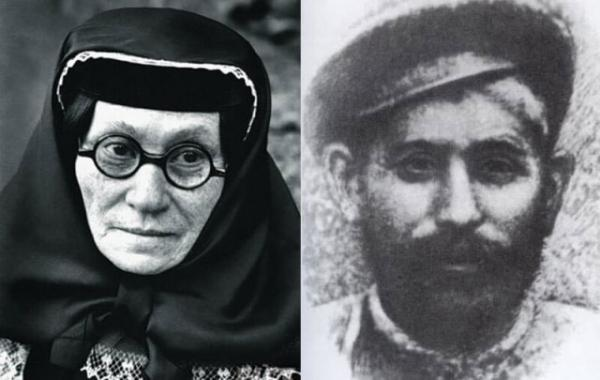 Родители Сталина