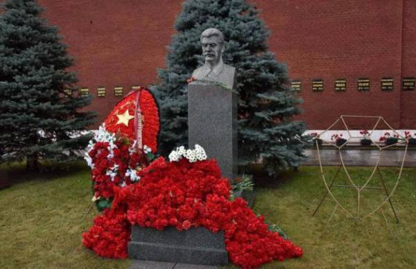 Могила Сталина