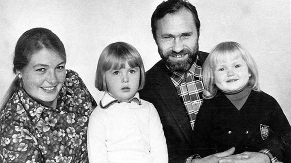 Семья Шукшиных