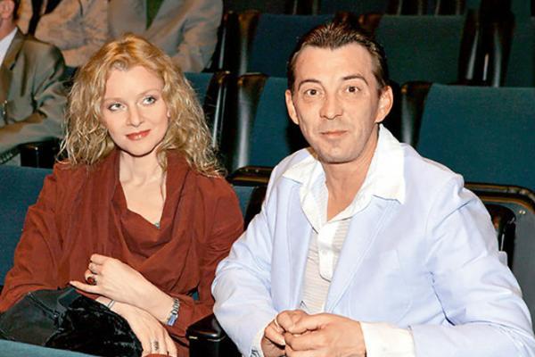 Анна Терехова и Николай Добрынин