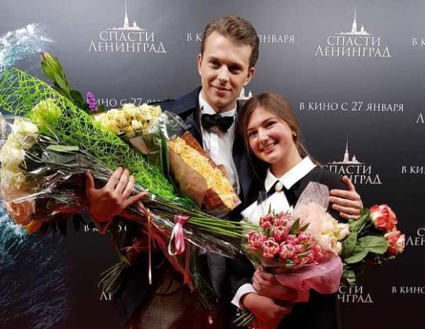 Андрей Удалов-Миронов и Мария Мельникова