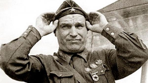 Летчик-испытатель В.П. Чкалов