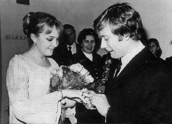 Свадьба Андрея Миронова и Екатерины Градовой