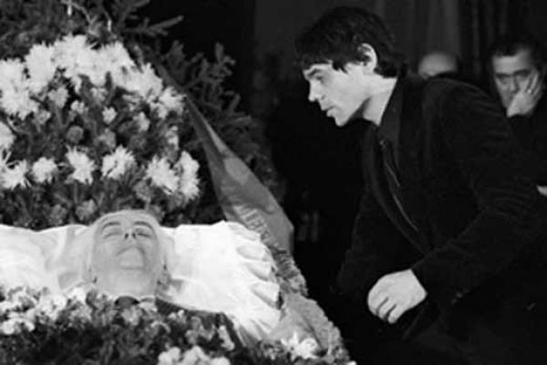 Смерть Аркадия Райкина