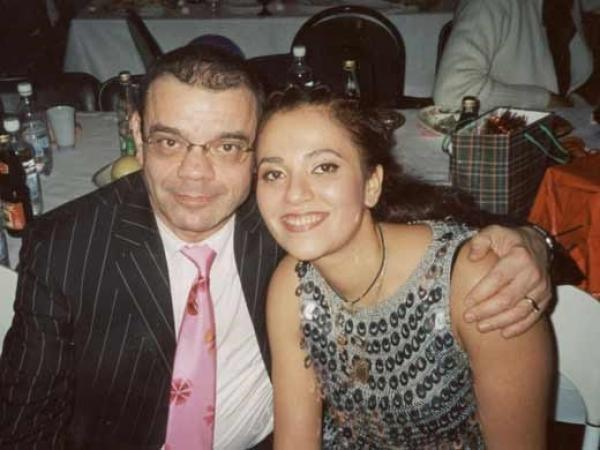 Константин Райкин с женой