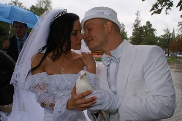 Никитой Владиславович Панфилов с Ладой Андреевной Поярковой
