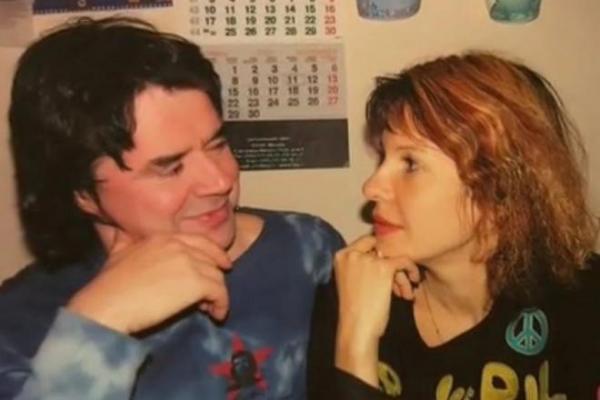 Евгений Осин и Наталья Штурм