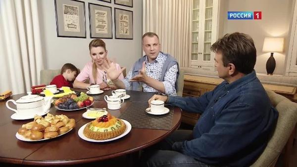 Семья Евгения Попова