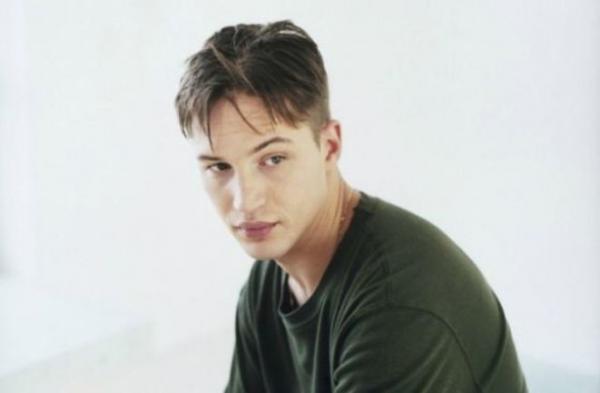 Том Харди в юношеские годы