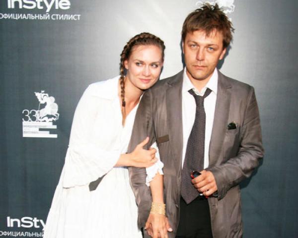 Мария Машкова и Александр Свободяник