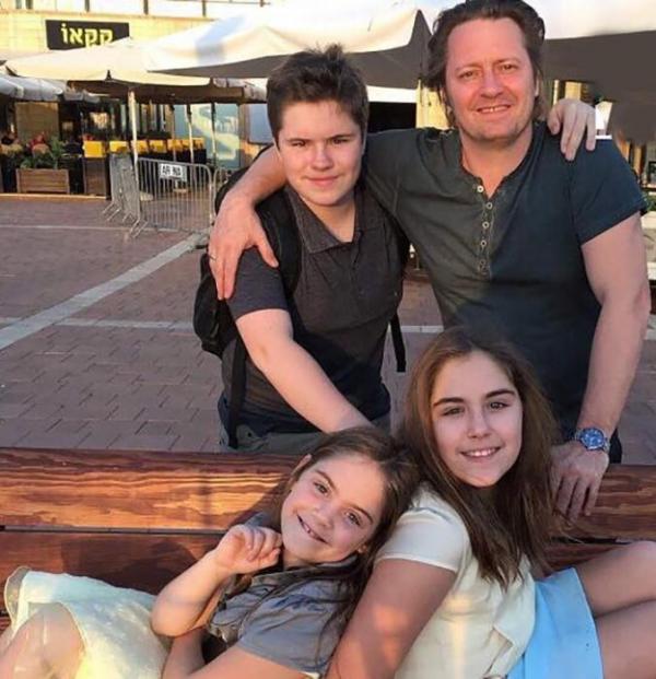 Муж и дети успешной Натальи Закхайм