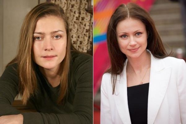 Мария Николаевна Голубкина и Мария Андреевна Миронова