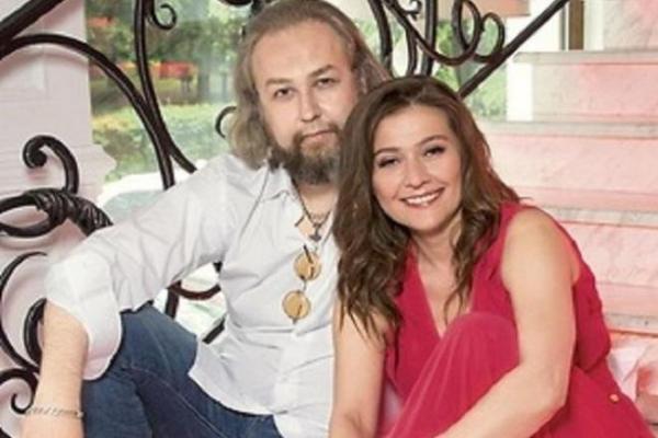 Мария Голубкина с Борисом Ливановым
