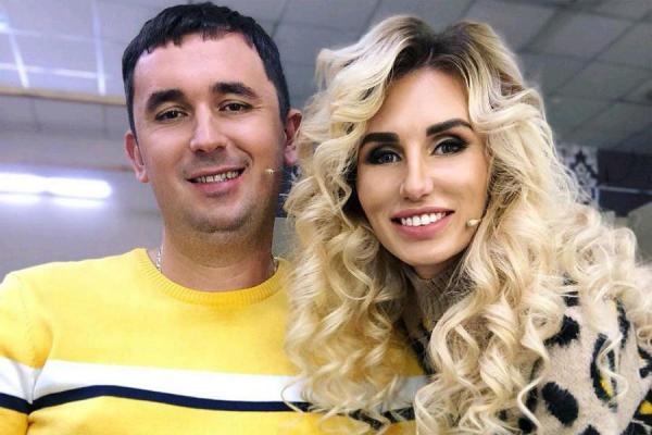 Розалия Райсон и Андрей Шабарин
