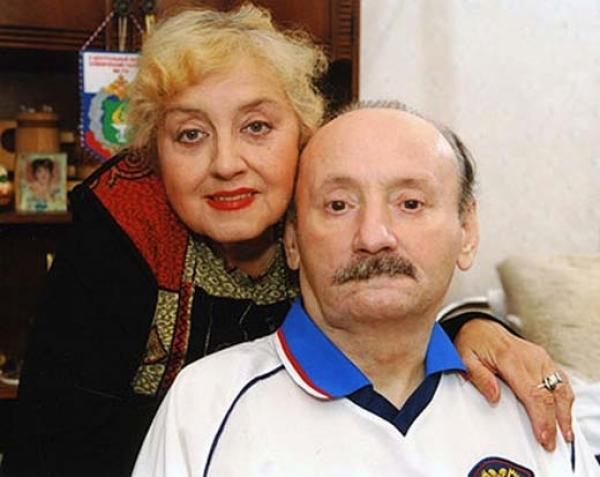Фарада с Марией Полицеймако