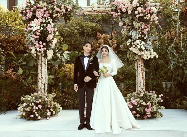 Свадьба Сон Чжун Ки