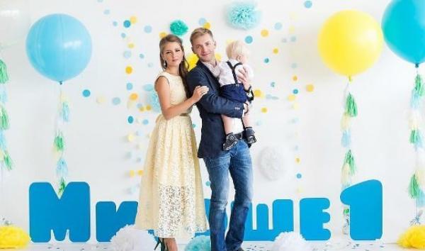 Жена и сын Тимофея Каратаева
