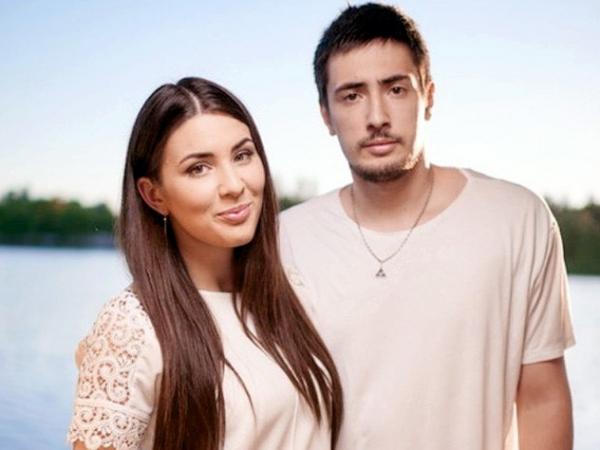 Марув с мужем