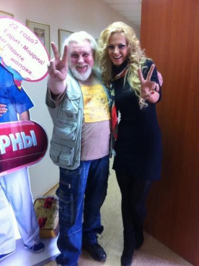 Полина и Владимир Максимовы