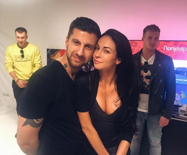 Анастасия Тукмачева и Амиран Сардаров