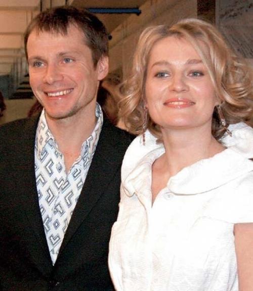Виктория Толстоганова и Андрей Кузичев