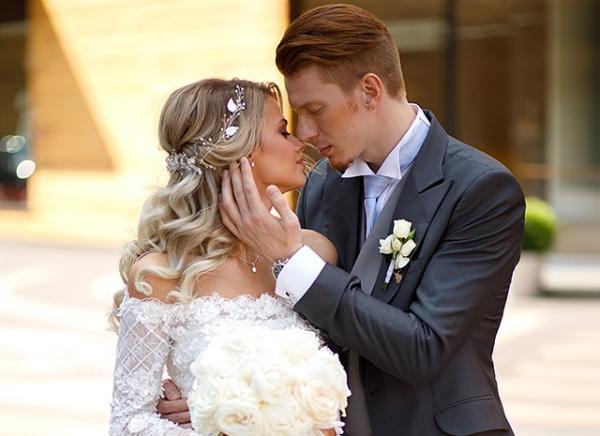 Свадьба Алены Красновой и Никиты Преснякова