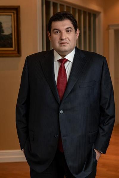 Бизнесмен Денис Кацыв