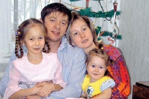 Семья Д. Брекоткина