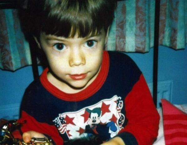 Гарри Стайлс в детстве