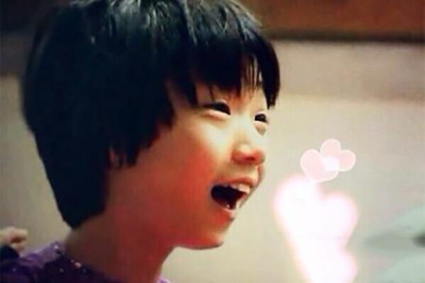 Юдзуру Ханю в детстве