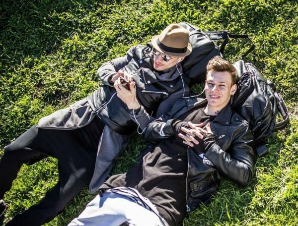 Данил Прытков и Андрей Али