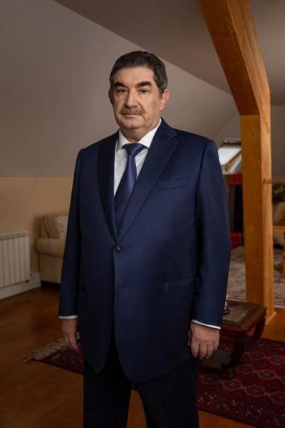 Петр Дмитриевич Кацыв