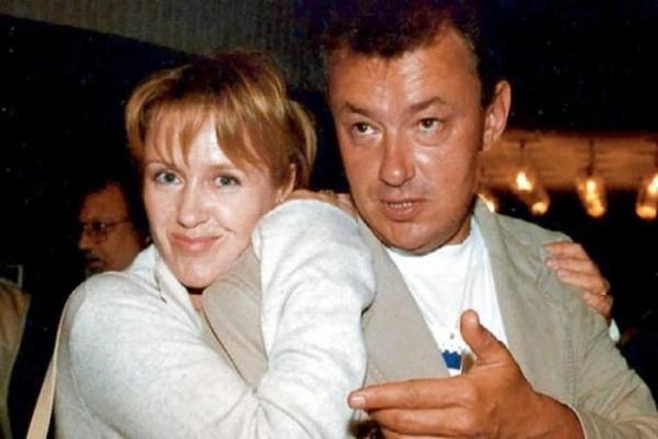 Ирина Розанова и Евгений Каменькович