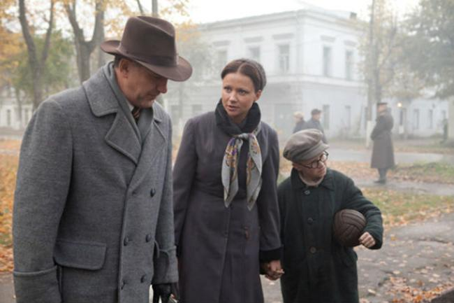 Мария Миронова в сериале «Крик совы»