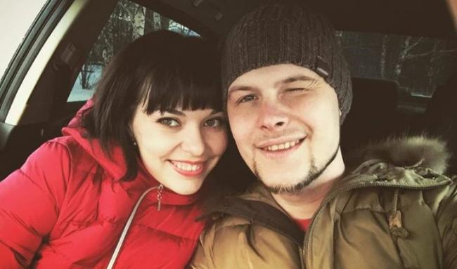 Зомб с женой