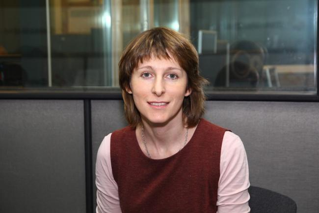 Ольга Гозман