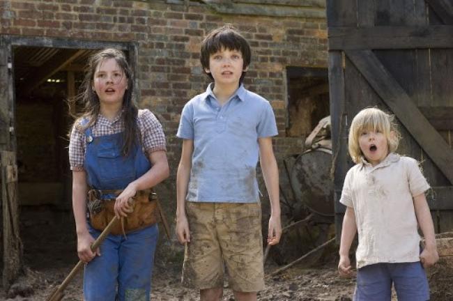 Кадр из фильма «Моя ужасная няня 2»
