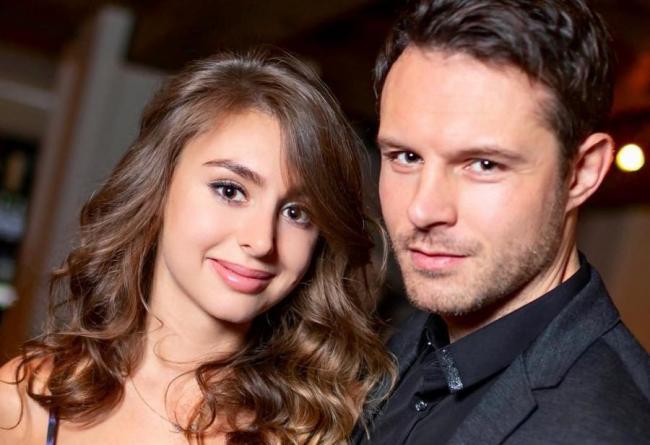 Евгений Пронин с женой