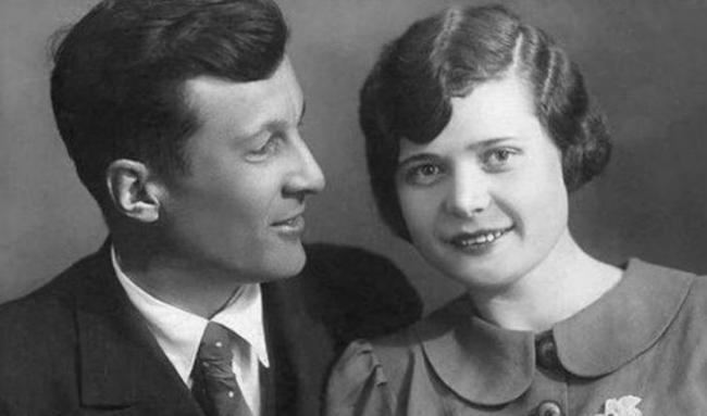 Родители Льва Валерьяновича Лещенко