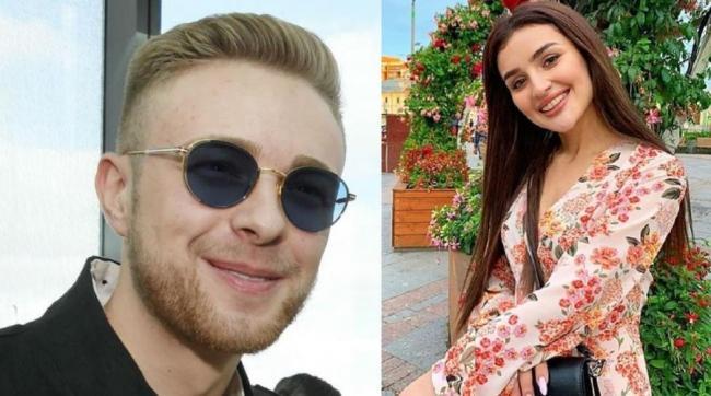 Егор Крид и Дина Саева