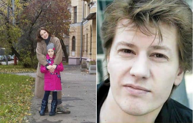 Андрей Сипин, Мария Аниканова и их дочь Аглая