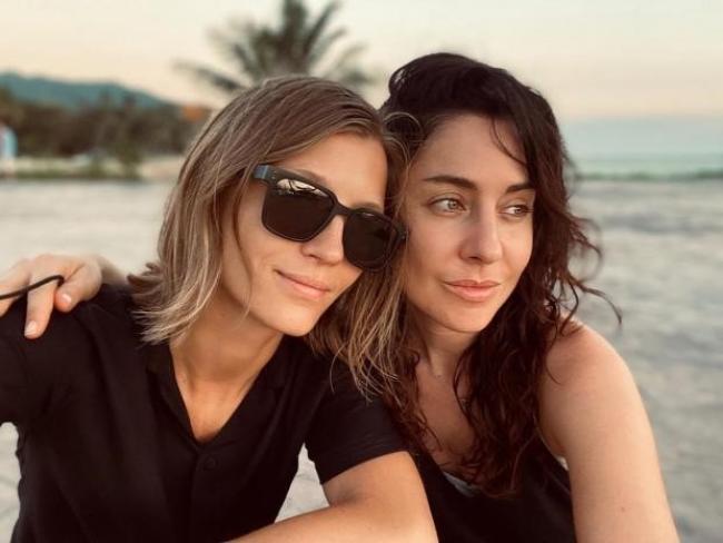 Маша Шейх и Мария Зайцева
