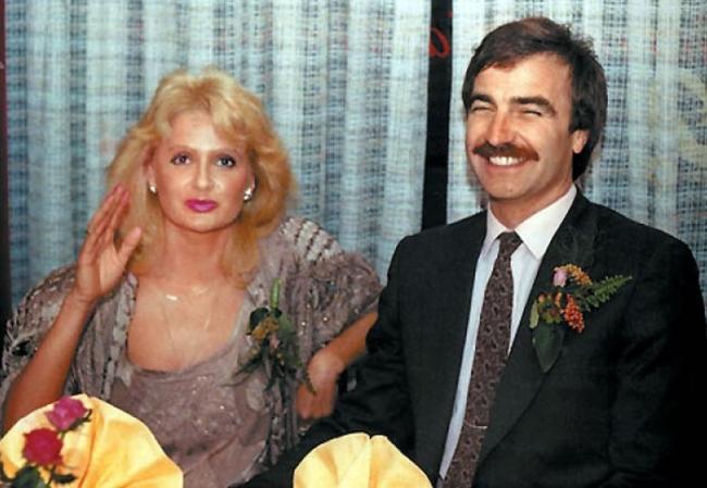 Елена Зайцева с мужем Отто