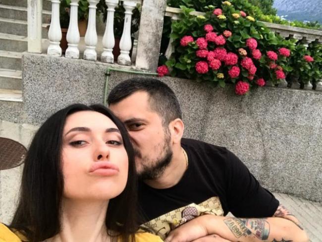 Ева Карицкая и Павел Ивлев