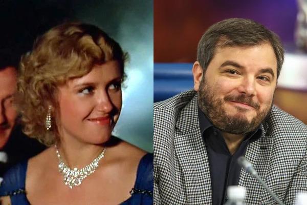 Ирина Розанова и Тимур Ванштейн