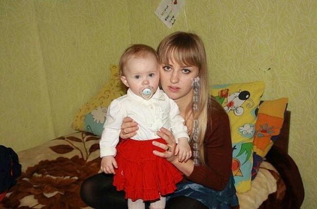 Первая жена и дочь Яббарова