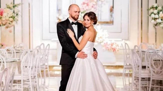 Свадьба Мишель Серовой